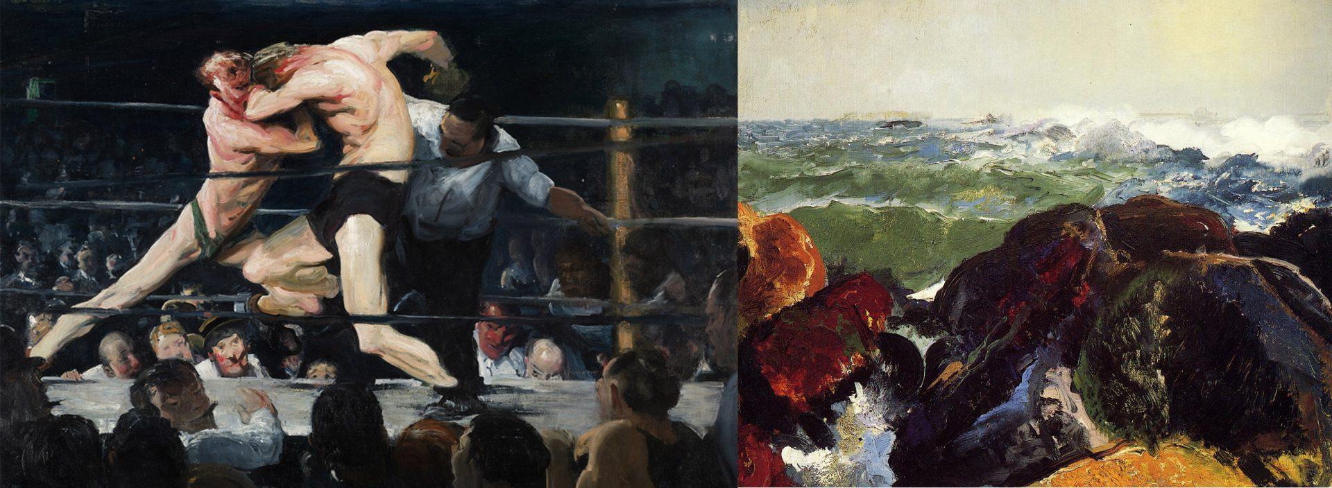 George Bellows - Stag at Sharkey's and Monhegan-Island.jpg