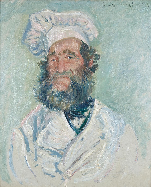 Claude Monet - The Chef Père Paul.jpg