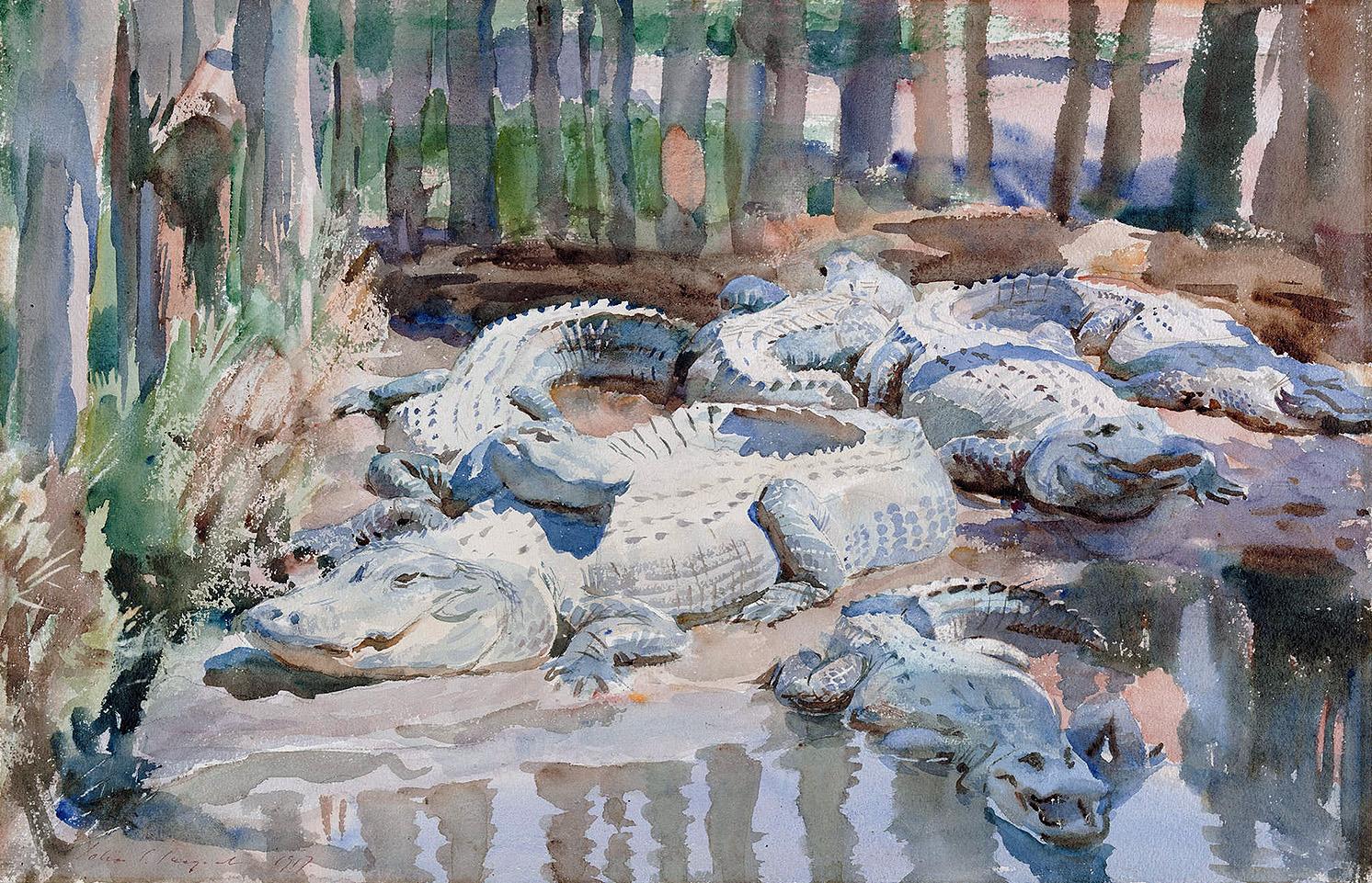 John Singer Sargent - Muddy Alligators.jpg