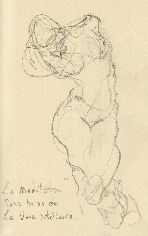 Rodin Sketch