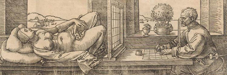 A. Dürer - Die Vermessung
